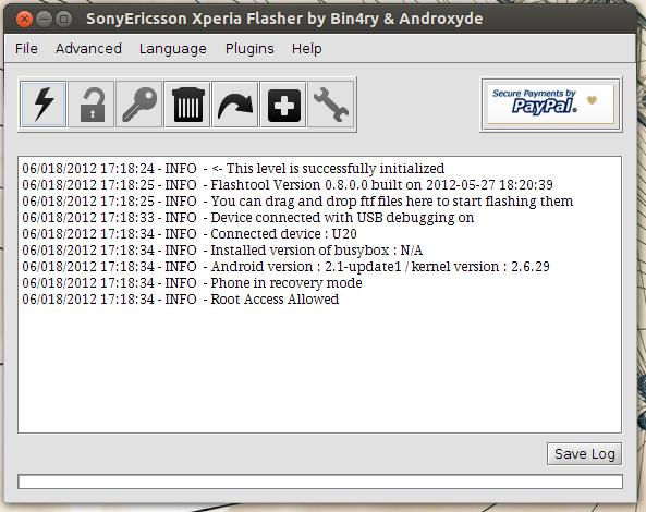 Download Sony Ericsson Xperia X10i Original Firmware (ROM)